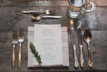 Table Settings / by Jura Koncius
