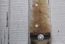 Bottle Brush & Putz/Glitter / by Jacie C.