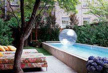 Backyard / by Ashley Getz