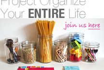 Organization/Cleaning / Things to make Life Easier / by Brooke Ferguson
