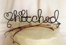 Cake table ideas!!  / by Kara Cooper