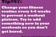 Fitness & Weight Loss / Great ways to begin and maintain a healthy, fit lifestyle, lose weight and look great! / by Healthier Living 4 You