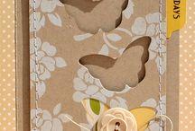 Card Ideas / by Marilyn Wingert