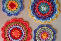 Crochet It -- Mandalas, Motifs / Mandalas, Motifs, Paisley / by Cheryl Shorter