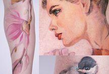 Tatts & toos  / Tattoos  / by Mariya Calkins