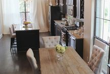 House Ideas - Dining Areas / by Dawn Z