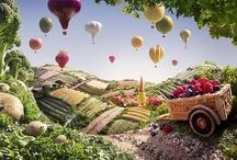 Food Whimsy / by Leah Elizabeth