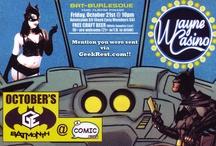 Comic Books / by Adam Tyler