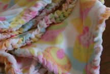 AFGHANS-BLANKETS,Quilts,pillows,etc / crochet or fabric or combo / by Susan Bertucci