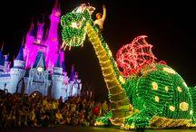 2015 Disney Trip Planning Board / by Sweet Phenomena