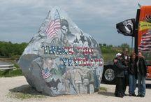 Veterans, Veterans Day, Memorial Day / by Ellen Moeller