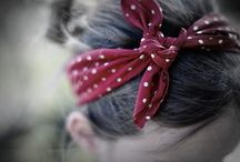 Headbands, Scarves and Bows :)  / by Kati Fannin