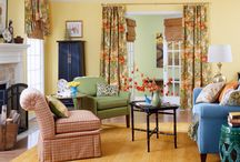 Living Room / by Donna Barnhouse