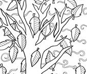 Coloring Pages - Holidays, Seasons / Free Printable Coloring Pages / by Doodle Art Alley
