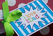 in celebration of dad / by Lauren McKinsey