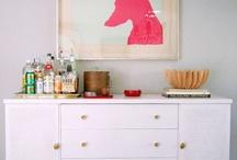 Dining Room  Ideas / by Julianne Rosenzweig Stamatyades