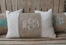 Monograms / by Shelley Harper