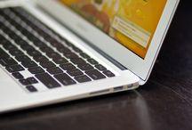 Mac-Apple / by Heather Hammer