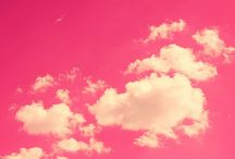 the sky was pink~~ / by Natalia Franco Ferrer