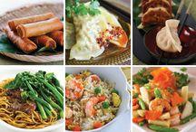 ASIAN & HAWAIIAN    FOOD / by Kit Shaw