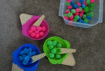 Sensory Bins / by Melissa Smith