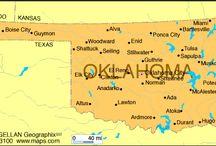 Oklahoma / by Julie Jennings