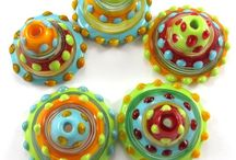 Lampwork / Pretty little baubles and inspiration / by Carol Hackler