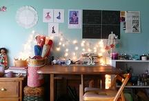Workroom / by Sera