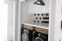 Laundry Rooms / by Maria Hilas Louie