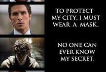 Superheroes are great / by Kaycee Marietta