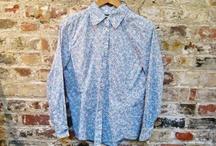 Liberty Print Shirts / by BLITZ LONDON