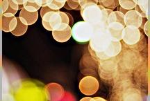 Bokkeh.  / Beautiful Bokkeh Photographs. / by Sharon Lim