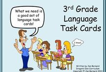 3rd grade Common Core / by Mary Jerke