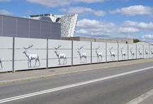 Art public - Street Art / by Marie-Andrée Levasseur