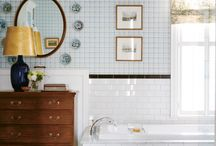 Bathrooms / by Judy Thompson