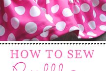 Sew for kids / by Sarah Jones