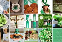 St Patrick's Day / Top o' the mornin' , kiss the Blarney stone etc.. Fun Ideas for celebrating St. Patrick's day for the whole family or your adults only St. Patrick's day celebrations  / by Lisa Samples