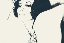 Fashion Illustrations  / by Miss Milli