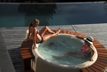 Oasis of Well Being / Melt your stress away with Softub. / by Softub Spas