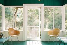 Sun Room / by Peggy Latham