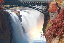 Great Falls / Great Falls of Passaic River, Paterson, NJ / by Denville Library