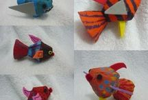fish / by Wendy Vanlandingham