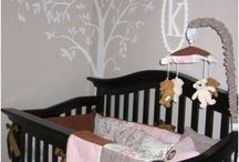 Asher and Selah's room / by Sarah