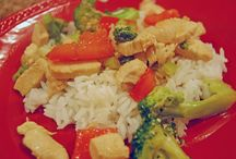 healthy (ish) recipes / by Rissa Metzler