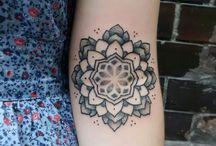 Tattoos and piercings / by Amanda Hacker