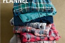 Flannel / by Buffalo Jackson Trading Co
