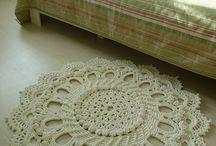 Crochet Rug / by Kirsten Herranes