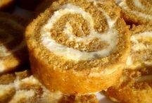Baking : Fall & Thanksgiving / Thanksgiving & All Saints & Halloween baking ideas . / by Paula Pereira