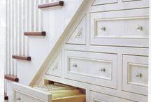 Home Storage / by Kelli Anderson