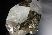 herkimer diamonds / by Susan Cooksey